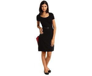 espirit-black-dress