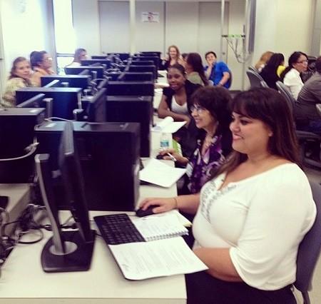 Migdalia Rivera, AARP Destino Academy at Miami Dade College