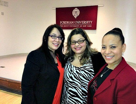 Migdalia Rivera, Fordham University Session Speaker | Latina On a Mission