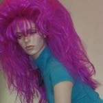 wig-purple