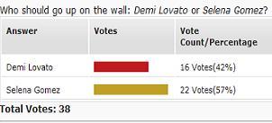 Demi Lovato vs. Selena Gomez UPDATE Thumbnail