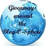 Giveaways around the Blog-O-Sphere