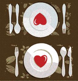 dinner-vector