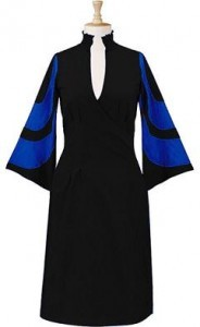 colorblock-bell-sleeve-wrap-dress
