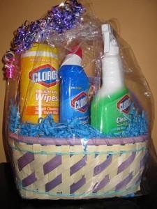 clorox-basket