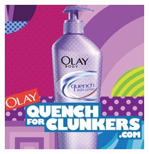 FREE Full Sized Olay Quench Thumbnail