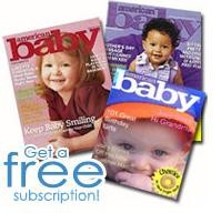 FREE American Baby® Magazine Subscription Thumbnail