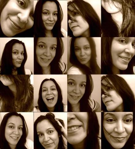 Wordless Wednesday: The Many Faces of Ms  Latina – Latina on