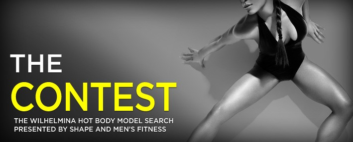 Wilhelmina Hot Body Model Search is On! Thumbnail
