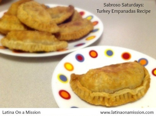 Sabroso Saturday: Meal Planning with Ground Turkey Thumbnail