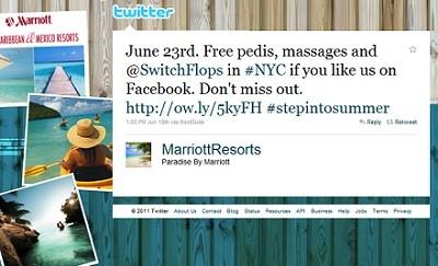 Free Pedicure, Free Massage and Free SwitchFlops! Thumbnail