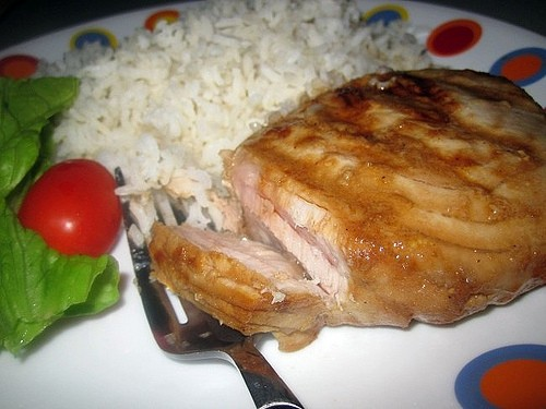Sabroso Saturday: Grilled Garlic Lime Tuna #SabrosoSaturday Thumbnail