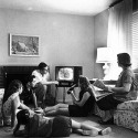 516px-Family_watching_television_1958