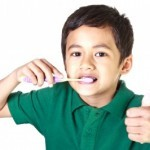 4 Tips to Build Good Dental Habits In Children #healthyhabits Thumbnail
