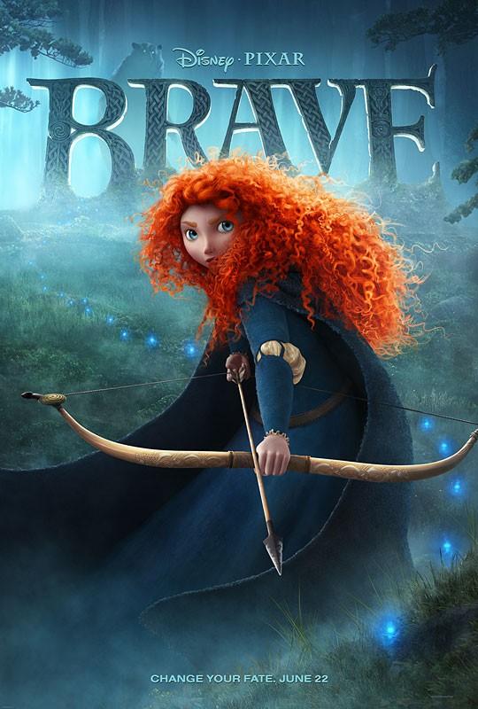 BRAVE Blu-ray/DVD Giveaway Thumbnail