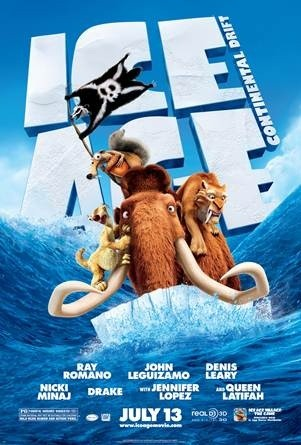 Enter to Win Tickets to ICE AGE: CONTINENTAL DRIFT #Houston #Giveaway #SMLatinas Thumbnail