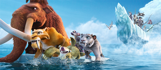 ICE AGE: CONTINENTAL DRIFT Movie Review #SMLatinas Thumbnail