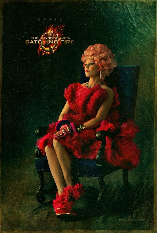 Hunger Games Effie Capitol Portrait | Latina On a Mission