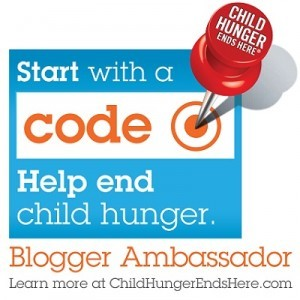Child Hunger Ambassador