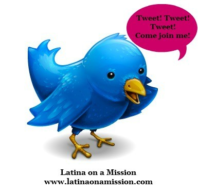 #FoodFri Tweet Chat | Latina On a Mission