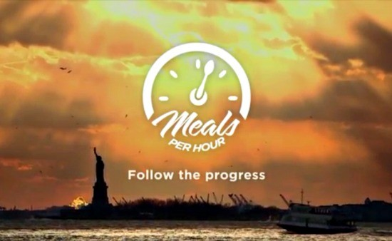 Follow Meals Per Hour | Latina On a Mission