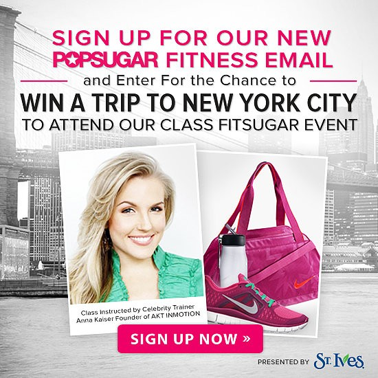 #Sponsored POPSUGAR Fitness #Giveaway! Thumbnail