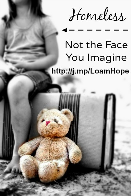Homeless: Not Face You Imagine |www.latinaonamission.com