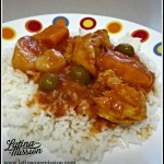 Pollo Guisado with white rice   Latina On a Mission