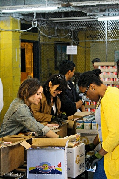 Metro World Child Distribution Meals Per Hour | Latina On a Mission