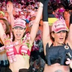 Sassy Decorative Bra + Me In the Moonlight at the #MoonWalkNYC Breast Cancer Walk Thumbnail