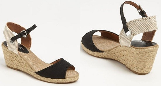 Tuesday Shoesday: Espadrille Sandals Thumbnail
