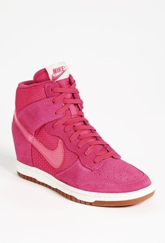 Nike 'Dunk Sky Hi' Wedge Sneaker | Latina On a Mission