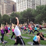 BlogHer13: @EatYasso and Yoga In Chicago Thumbnail
