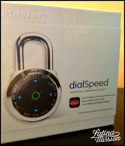 Lock It Up for Safe Keeping: Master Lock 1500eDBX dialSpeed Product Review Thumbnail