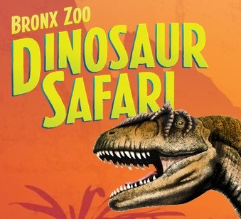 Bronx Zoo Dinosaur Safari Sweepstakes Thumbnail