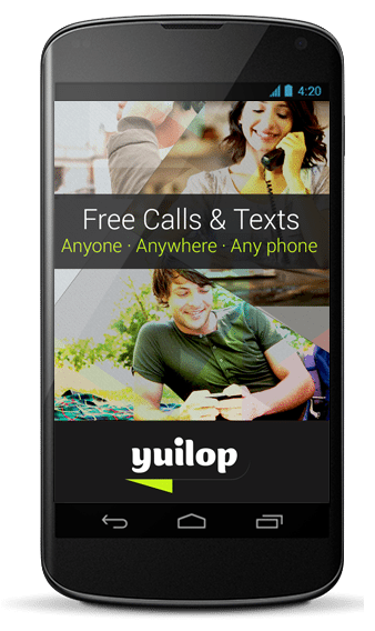 Sponsored: Free Calls. Free Texts. Anywhere. Anytime. Thumbnail