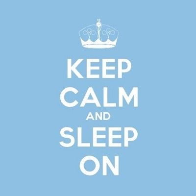 Keep Calm and Sleep On #HPSummerPhotoFun Thumbnail