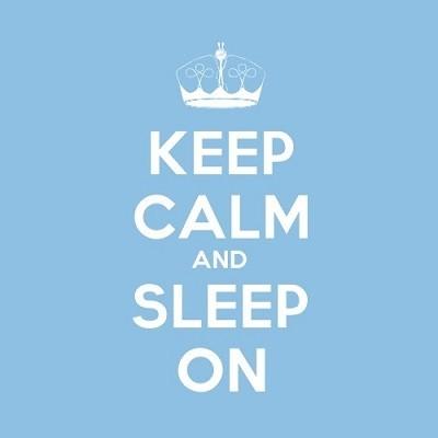 Keep Calm and Sleep On #HPSummerPhotoFun Thumbnail