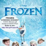 #Giveaway: FROZEN Screening Passes (10 Winners!) Thumbnail
