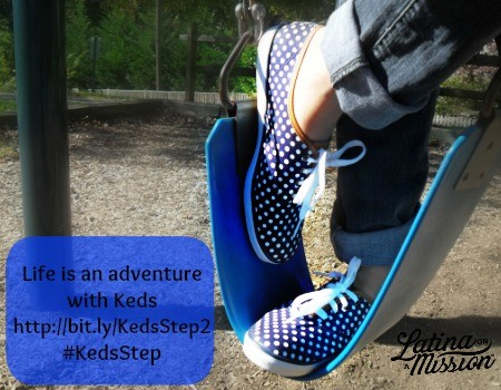 Life is an Adventure with Keds! #KedsStep | Latina On a Mission