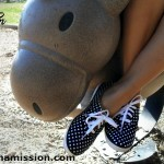 Keds Champion Dot Sneakers #KedsStep | Latina On a Mission