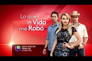 Novela: Lo Que La Vida Me Robo Character Info | Latina On a Mission