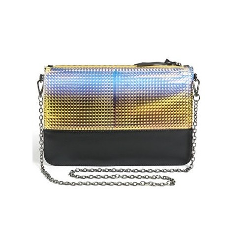 Nila Anthony 'Reflector' Clutch | Latina On a Mission