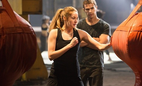 Divergent the Movie | Latina On a Mission, Latina Blogger