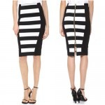 5th & Mercer Pencil Skirt | latinaonamission.com