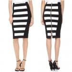 5th & Mercer Pencil Skirt | latinaonamission.com