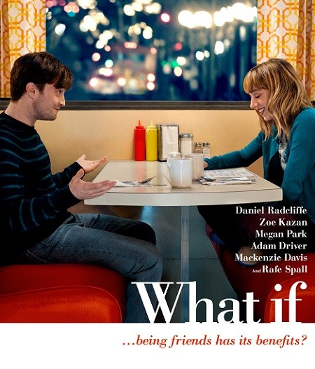 What If Movie with Daniel Radcliffe | Latina On a Mission