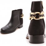Sam Edelman Chester Chain Booties | LatinaOnaMission.com