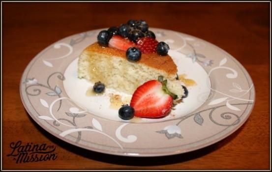 Sabroso Saturday: Rice Cooker Giant Pancake | LatinaOnaMission.com