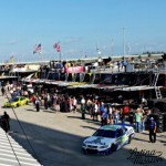 Sparks Fly + Hearts Race at NASCAR Ford EcoBoost 300 Thumbnail